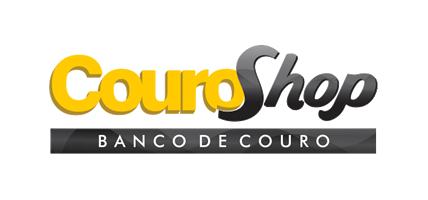 Marca da empresa Couro Shop - Revestimento em couro